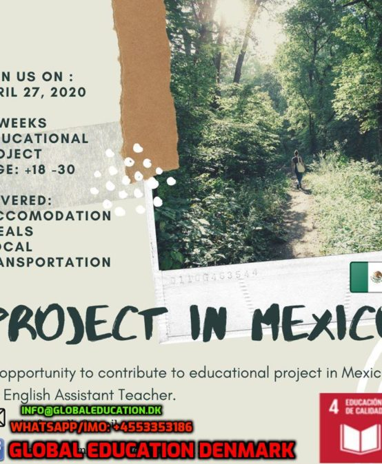 Voluntary Work in Mexico